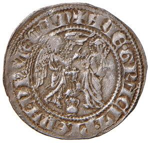 reverse: Napoli. Carlo II d Angiò (1285-1309). Saluto AG gr. 3,25. Pannuti-Riccio 2. MIR 23. Migliore di BB