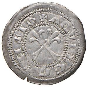 reverse: Aquileia. Raimondo della Torre (1273-1298). Denaro AG gr. 1,08. Bernardi 30. MEC12, 856. q.SPL