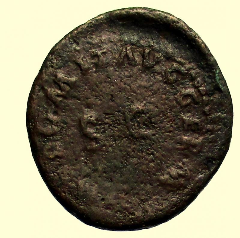 reverse: Impero. Domiziano. 81-96 d.C. Quadrante