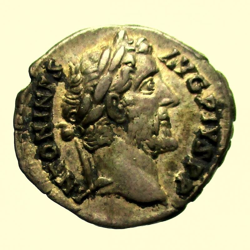 obverse: Impero Romano. Antonino Pio. 138-161 d.C. Roma 145-161 d.C.