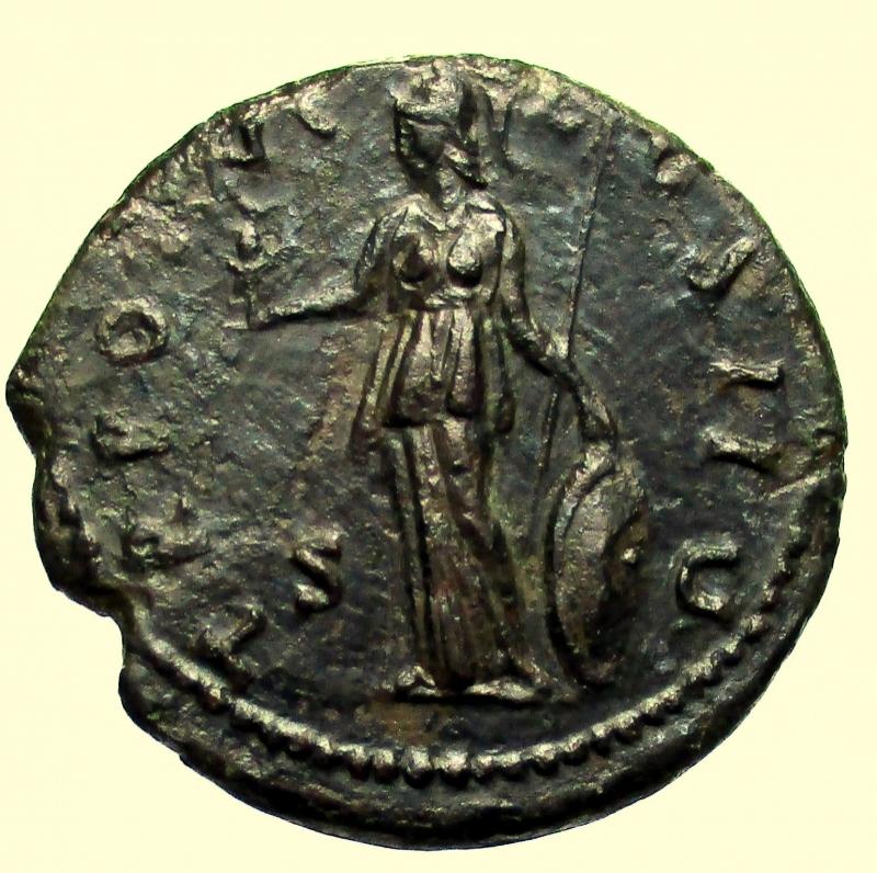 reverse: Impero Romano. Marco Aurelio. 161-180 d.C. Asse.