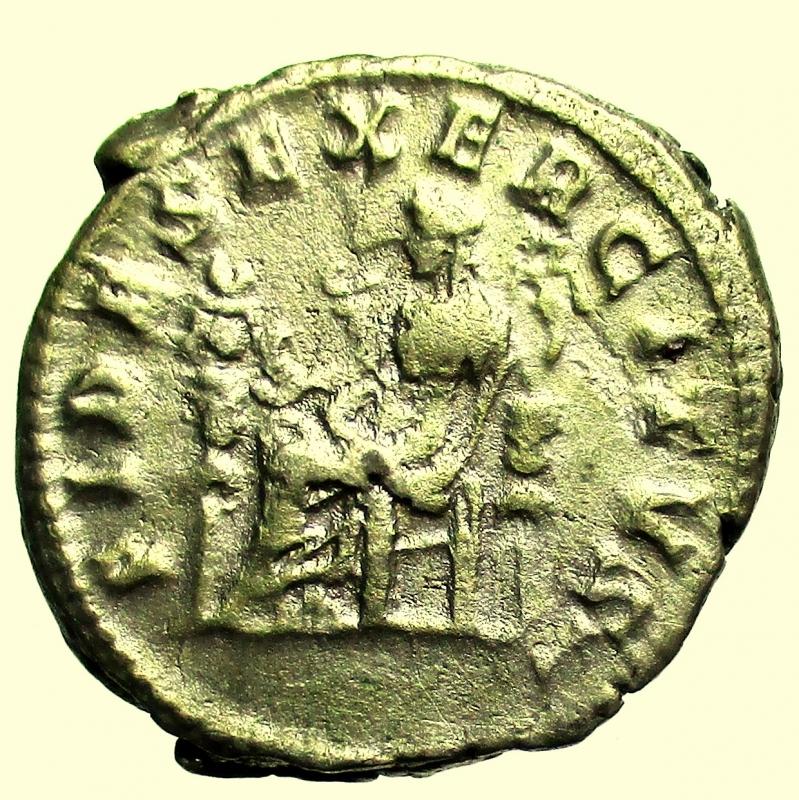 reverse: Impero Romano Eliogabalo. 218-222 d.C. Antoniniano.