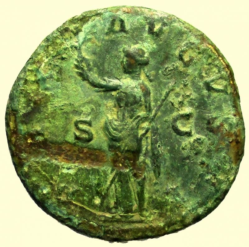 reverse: Impero Romano Massimino I 235-238 d.C. Dupondio