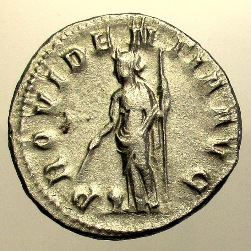 reverse: Impero Romano. Gordiano III. 238-244 d.C. Antoniniano.