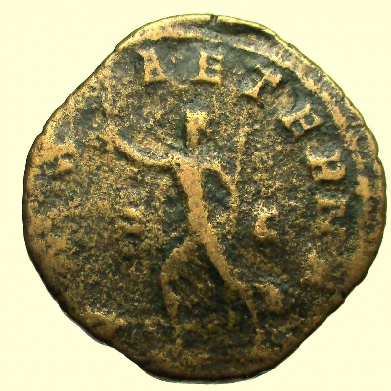 reverse: Impero Romano. Gordiano III. 238-244 d.C. Sesterzio.