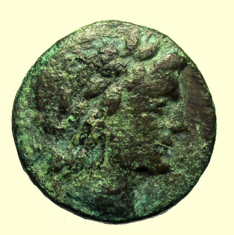 obverse: Mondo Greco. Sicilia. Akragas 240-212 a.C.