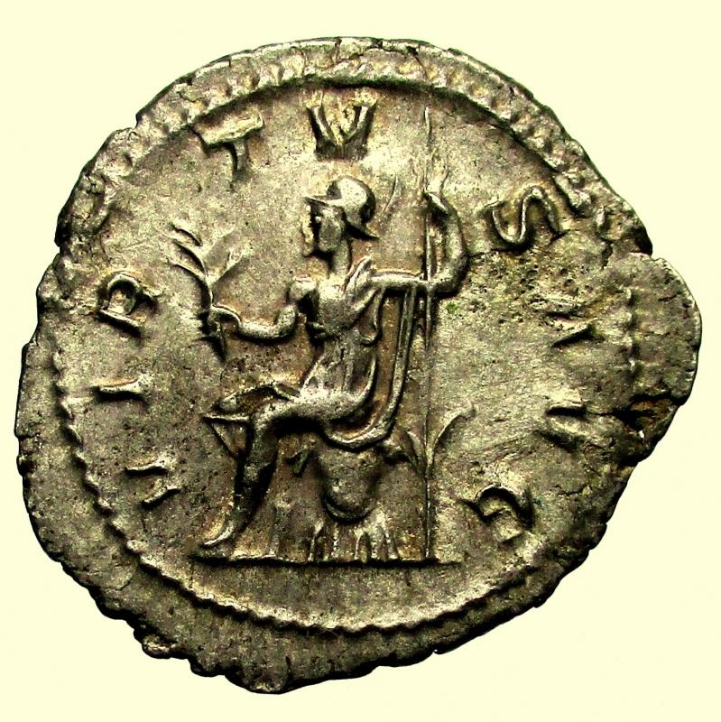 reverse: Impero Romano. Filippo I. 244-249 d.C. Antoniniano