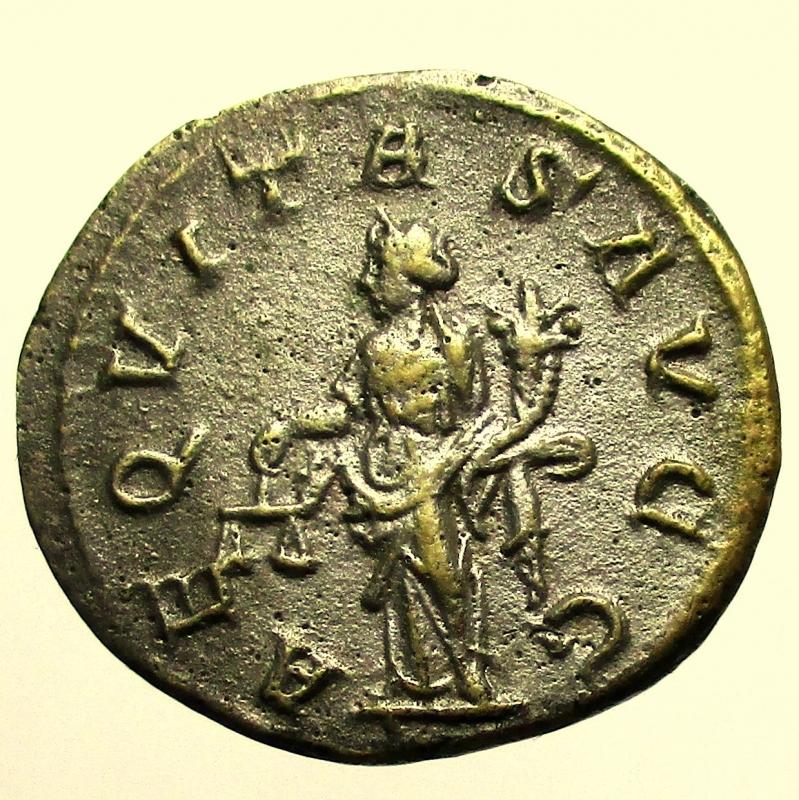 reverse: Impero Romano. Filippo I. 244-249 d.C. Antoniniano.