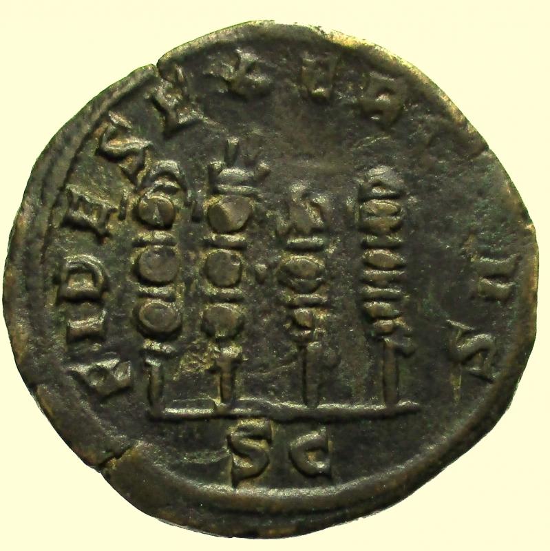 reverse: Impero Romano. Filippo I. 244-249 d.C. Sesterzio