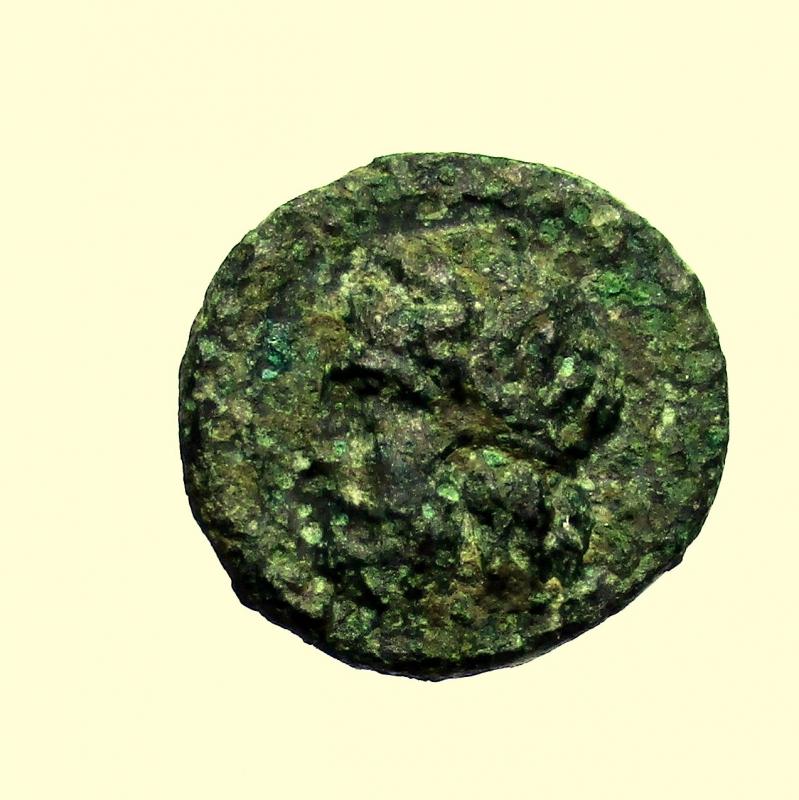 reverse: Mondo Greco. Sicilia. Gela. Circa 339-310 a.C.