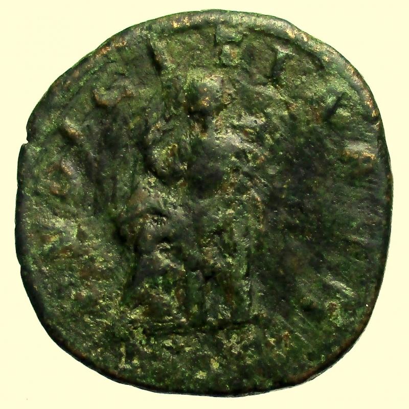 reverse: Impero Romano. Erennia Etruscilla. Moglie di Traiano Decio. Morta dopo il 253 d.C.