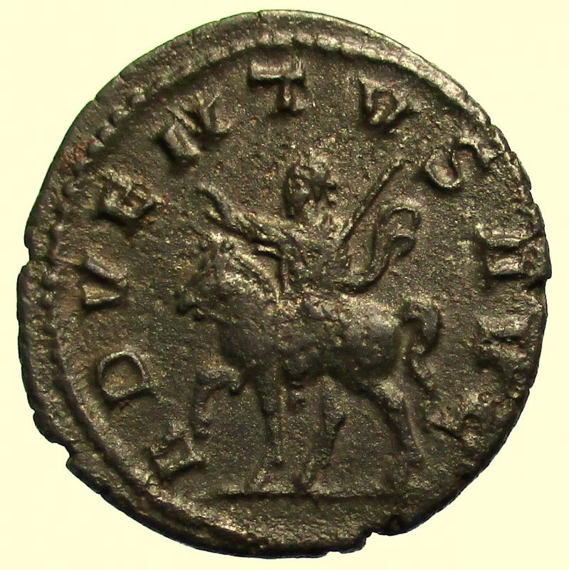 reverse: Impero Romano. Treboniano Gallo. 251-253 d.C. Antoniniano