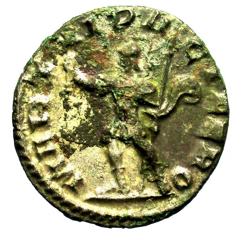 reverse: Impero Romano. Volusiano. 251-253 d.C. Antoniniano