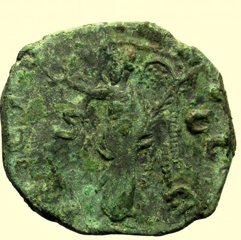 reverse: Impero Romano. Valeriano I. 253-260 d.C. Sesterzio