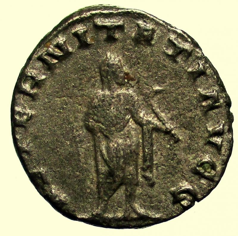reverse: Impero Romano. Valeriano I. 253-260 d.C. Antoniniano