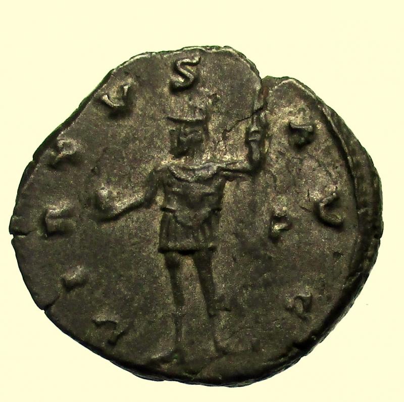 reverse: Impero Romano. Gallieno. 253-268 d.C. Antoniniano.
