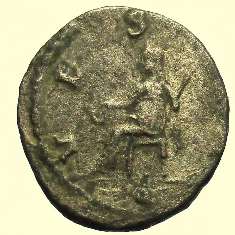 reverse: Impero Romano. Cornelia Salonina. (moglie di Gallieno). 253-268 d.C.