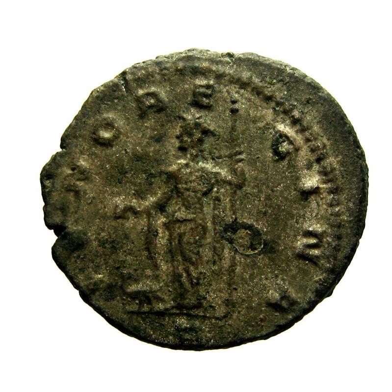 reverse: Impero Romano Claudio II il Gotico. 268-270 d.C. Antoniniano.