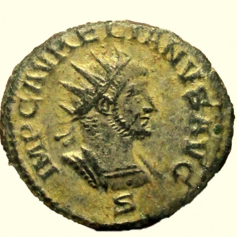 reverse: Impero Romano. Aureliano e Vaballato. 270-275 d.C. Antoniniano