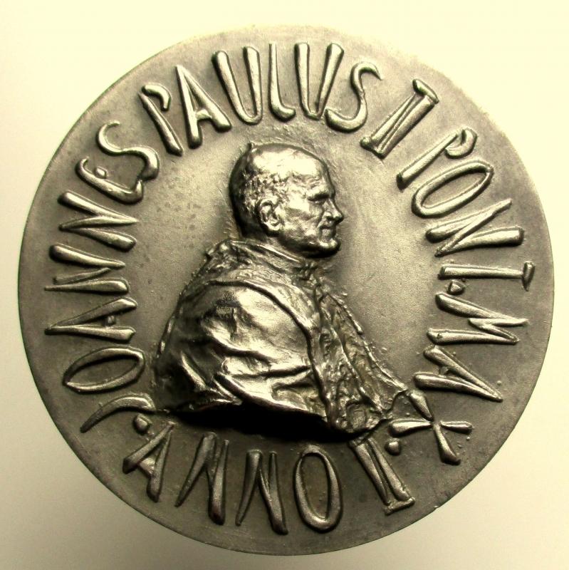 obverse: Vaticano.  Città del Vaticano, Giovanni Paolo II 1978-2005