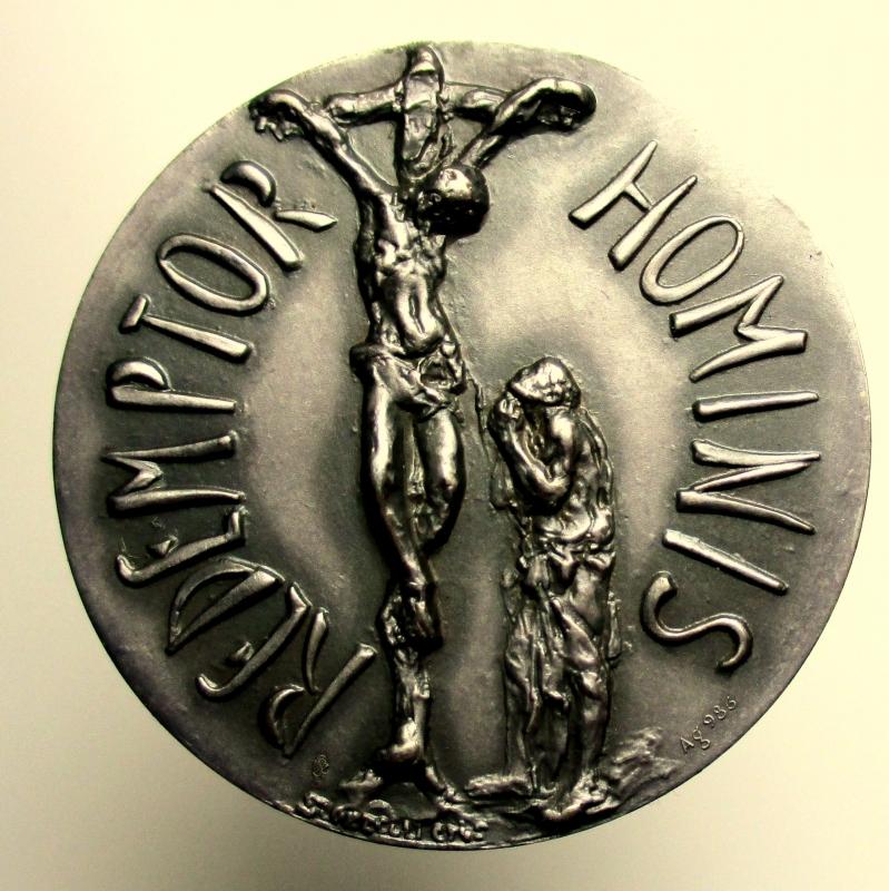 reverse: Vaticano.  Città del Vaticano, Giovanni Paolo II 1978-2005
