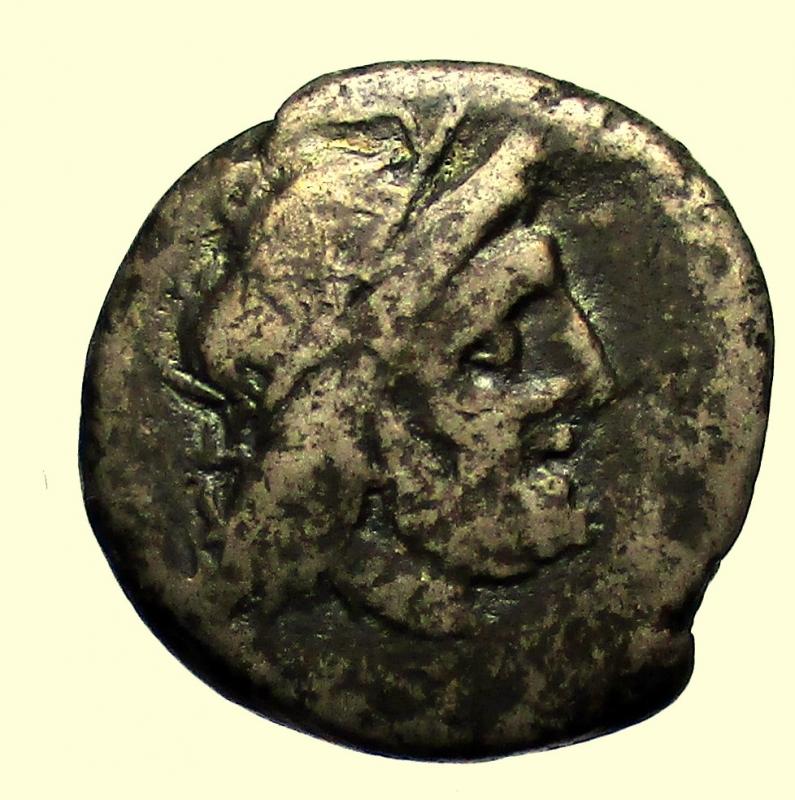 obverse: Repubblica Romana. Dopo il 211 a.C. Vittoriato. Ag.