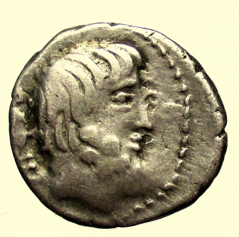 obverse: Repubblica Romana. L. Titurius L.f. Sabinus. 89 B.C.