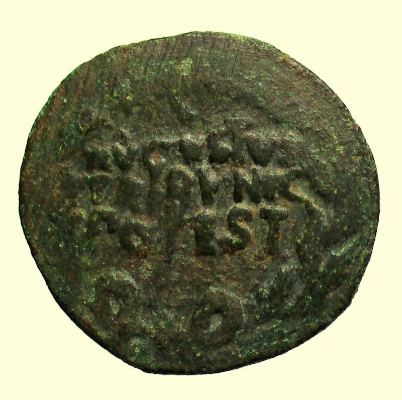 obverse: Impero Romano. Augusto. 27 a.C. - 14 d.C. Asse