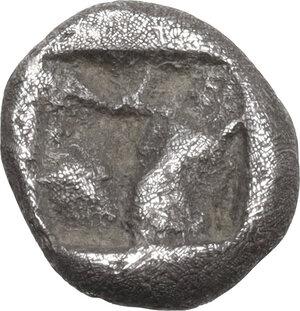 reverse: Ionia, Phokaia. AR Diobol, c. 510-494 BC
