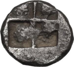 reverse: Ionia, Phokaia. AR Obol, 5th century BC