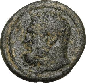 obverse: Lydia, Maeonia. AE 21 mm. 2nd-3rd century AD