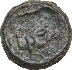 reverse: Northern Apulia, Arpi. AE15, circa 325-275 BC