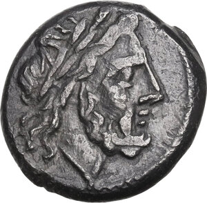 obverse: Anonymous. AR Victoriatus, Rome mint, from 211 BC