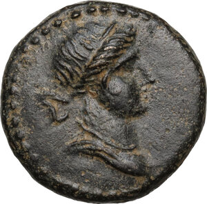 obverse: Nero (54-68).. AE 16 mm. Antioch mint (Syria)