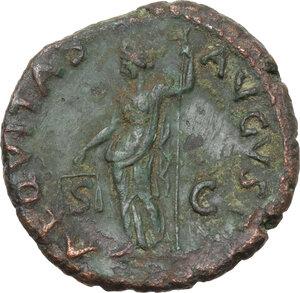 reverse: Titus (79-81).. AE As, 80-81