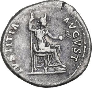 reverse: Nerva (96-98).. AR Denarius, 96 AD