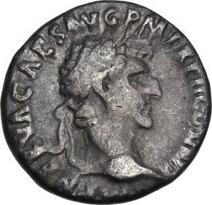 obverse: Nerva (96-98).. AR Denarius, 97 AD