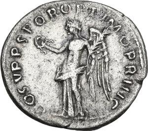reverse: Trajan (98-117).. AR Denarius, 103-111