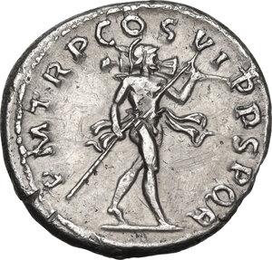 reverse: Trajan (98-117).. AR Denarius, 114-117 AD