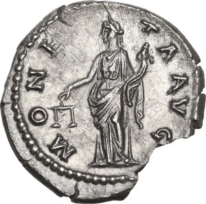 reverse: Hadrian (117-138).. AR Denarius, 134-138 AD