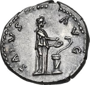 reverse: Hadrian (117-138).. AR Denarius, 133-135