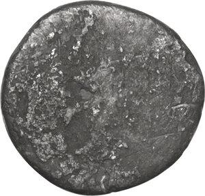 reverse: Etruria, Populonia. AR 2.5-Asses, 3rd century BC