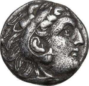 obverse: Kings of Macedon.  Alexander III