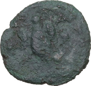 reverse: Ostrogothic Italy, Theoderic (493-526).. AE Decanummium, Ravenna mint, struck c. 493-518 AD