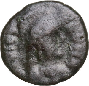 obverse: Ostrogothic Italy, Athalaric (526-534).. AE 10 Nummi, Ravenna mint