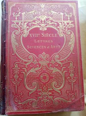 obverse: LACROIX P. XVII.me SIECLE lettres SCIENCES ET ARTS - France 1590-1700 - 581 pagg. con numerose ill. - colore n.t. - 1882 Parigi.
