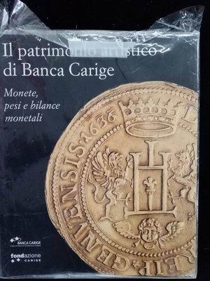 obverse: TRAVANI L. - BALDASSARI M. - Il Patrimonio artistico di Banca Carige