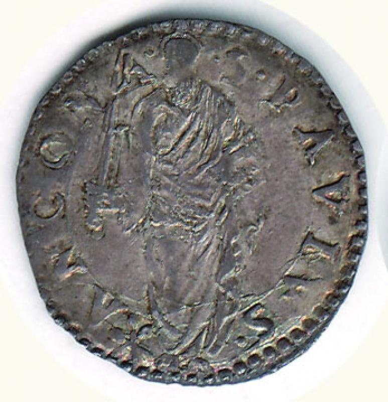 reverse: ANCONA - Polo IV - Giulio