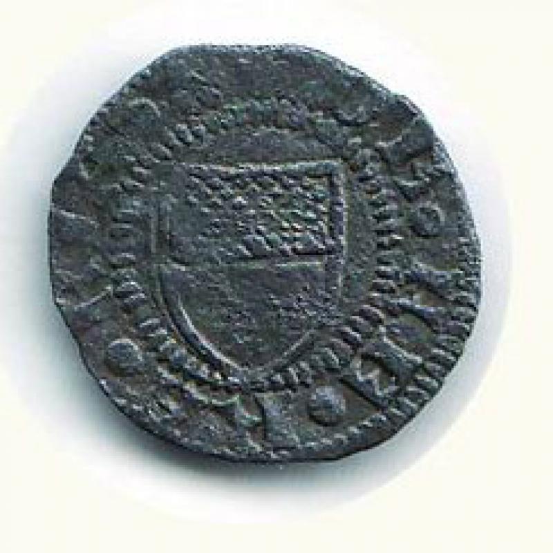 reverse: FERRARA - Lotto di 2 denari (1200-1344) Da visionare.