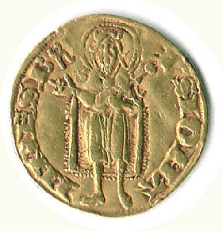 obverse: FIRENZE - Repubblica II semestre 1330 - Fiorino